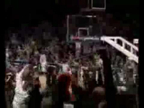 Clutch plays in the 05/06 NBA season