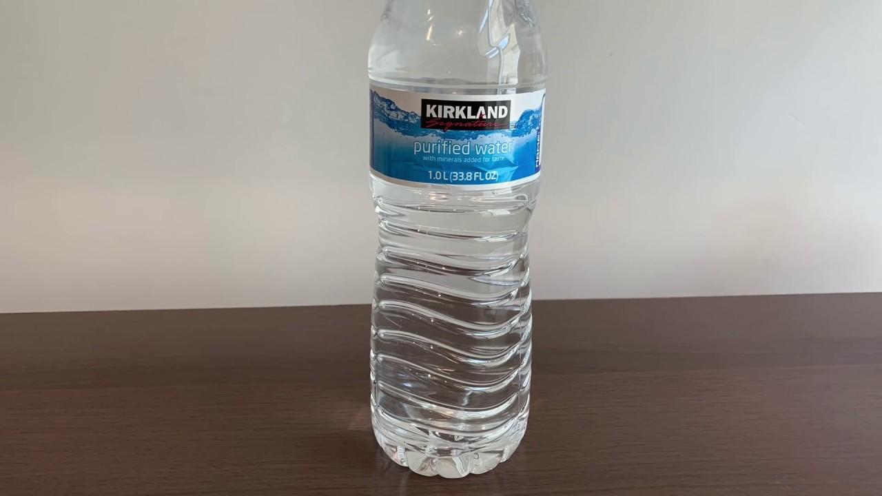 Essentia Water Costco
