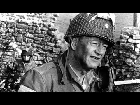 1962 The Longest Day Trailer (partly filmed in Cyprus) HD