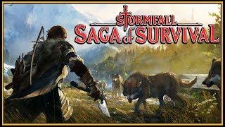 Last Day on Earth meets Fantasy Survival MMO - Stormfall Saga of Survival