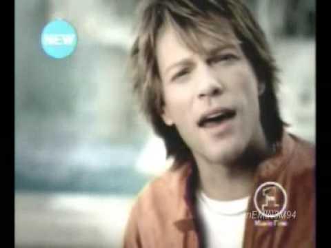 Bon Jovi - Thank you for loving me (video oficial)
