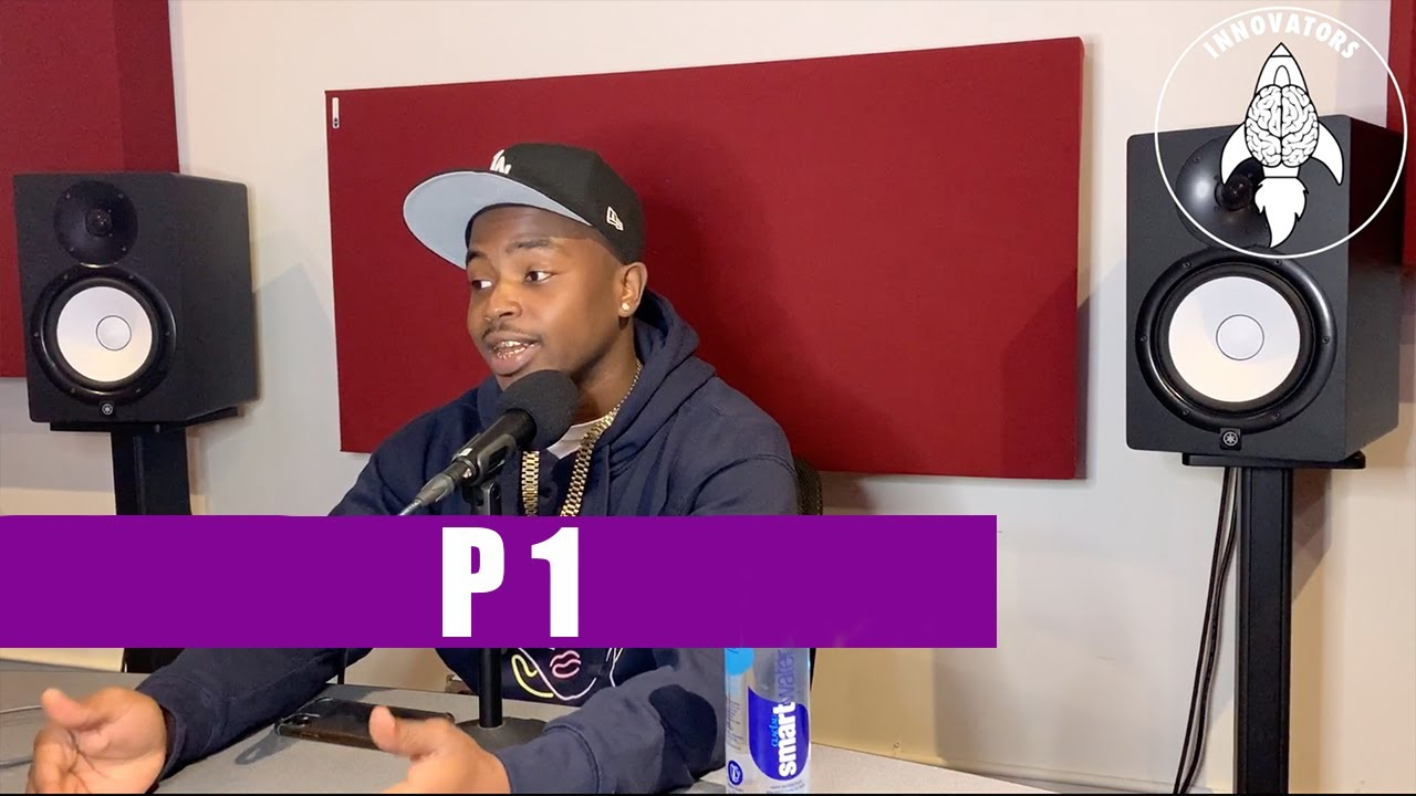 P1 talks Gang culture in LA, working with Roddy Rich, D Smoke being his teacher, 23 siblings, & more