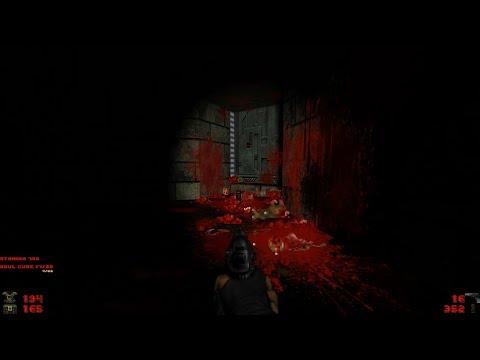 Doom - Episode 4: Thy Flesh Consumed [Brutal Doom: Black Edition v3.1d + Doom 3 Experience]