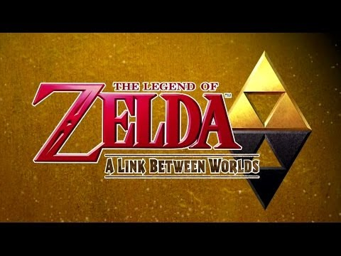Análisis / Review Videojuego: The Legend of Zelda: A Link between worlds