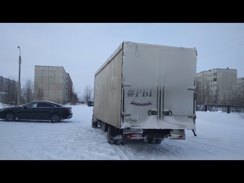 МОСКВА- МОНЧЕГОРСК №2 (#РБГ121) ДАЛЬНОБОЙ.