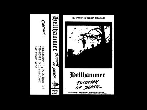 Hellhammer - Triumph Of Death [Demo 1983] mp3