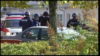 Norska och finska poliser kan bli lösning på polisbristen i glesbygden - Nyheterna (TV4)
