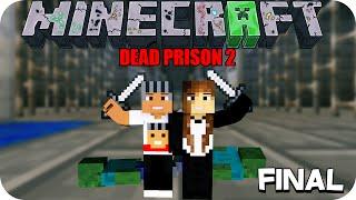 Minecraft Dead Prison 2 - Escapamos da prisão #Final