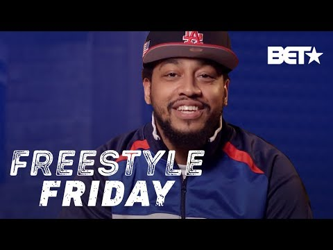 🔥 Bars Or Bombs? Rate The Bars Of Our #FreestyleFridayBET NYC Contestants! Who Took The Crown?