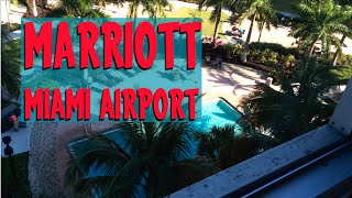 Marriott Hotel Miami Airport (contest now finished)
