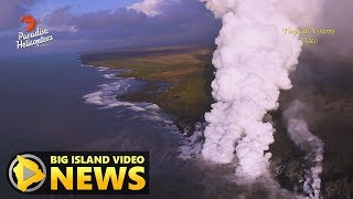 watch volcanic eruption