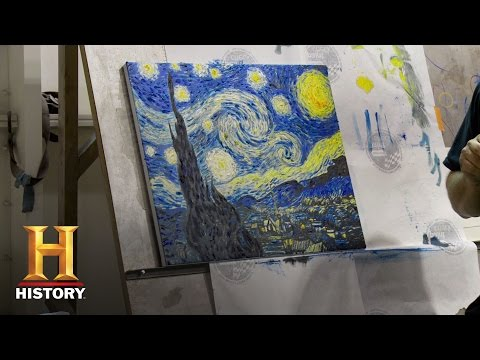 Counting Cars: Mike's Faux Van Gogh (S4, E28)
