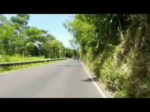 Motorcycle Ride on the Hana Highway to Maui
