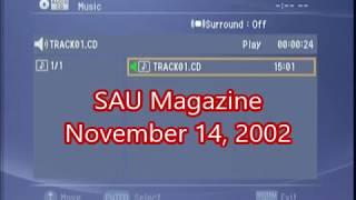 SAU Magazine (November 14, 2002)