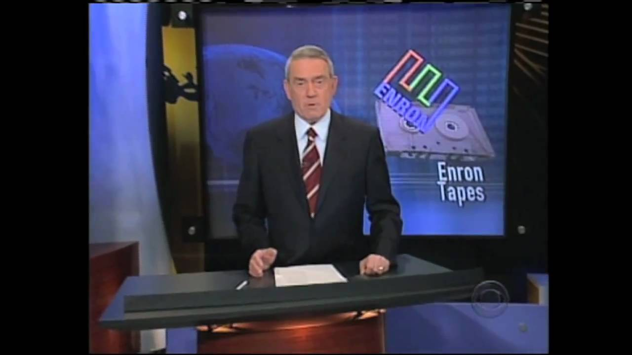 enron scandal emmy award