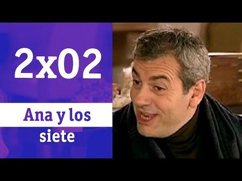 Ana y los siete: 2x02 - Cuento de Navidad   RTVE Series