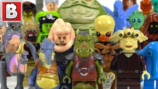 Every LEGO Star Wars Tatooine Minifigure EVER MADE!!! | Collection Review