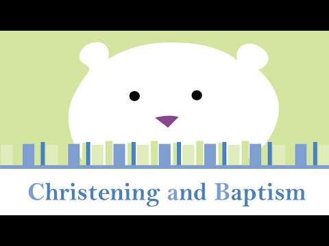 Christening and Baptism Gift Ideas