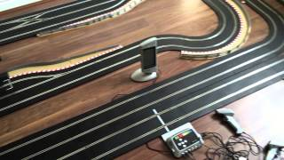 scalextric digital platinum track only