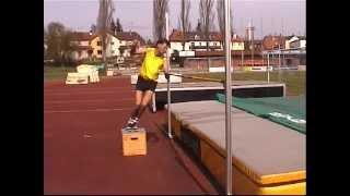 High Jump Flop Teaching Thomas Zacharias 2/2