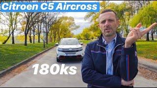 Nekad limuzina danas SUV! - Citroen C5 Aircross - testirao Juraj Šebalj