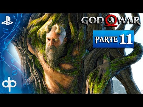 GOD OF WAR 4 Parte 11 Gameplay Español PS4 PRO | La Cabeza de Mimir (God of War 2018)