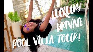 Gambar cover La Vie Villa Seminyak | LUXURY PRIVATE VILLA WITH POOL TOUR SEMINYAK BALI