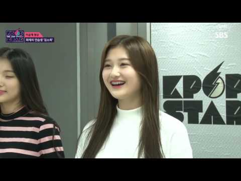 Part 3 Kim So Hee Practice KPop Star 6 Unaired
