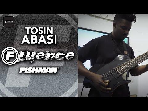 Tosin Abasi Live @ NAMM FIshman Fluence Signature Series
