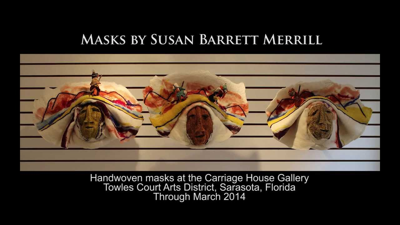 Susan Barrett Merrill :: Exhibitions and Collections