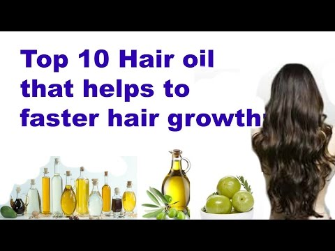 What Kind Of Oil For Hair Growth