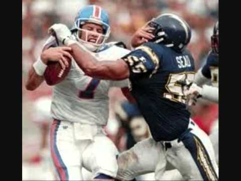 Junior Seau RIP Tribute Video...Chargers...Patriots...#55...NFL..Somewhere over the rainbow