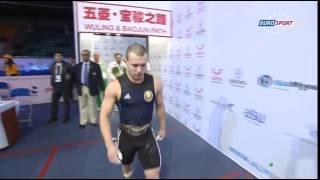 Тяжелая атлетика. Чемпионат Мира. Мужчины до 62 кг. 09.11.2014 год.