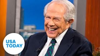 Pat Robertson Criticizes President Trump For Syria Move | Usa Today