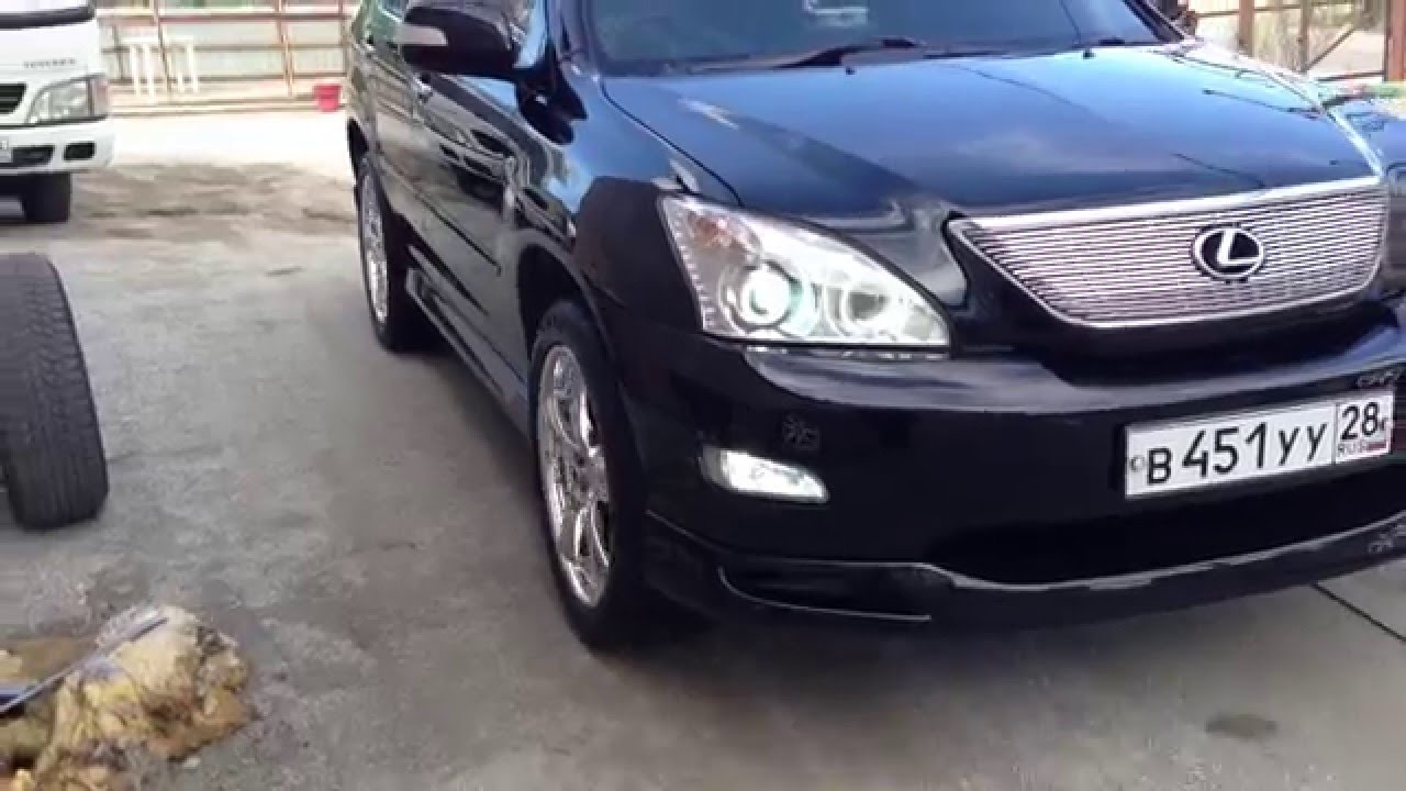 toyota harrier 2.4 at 2014 г.