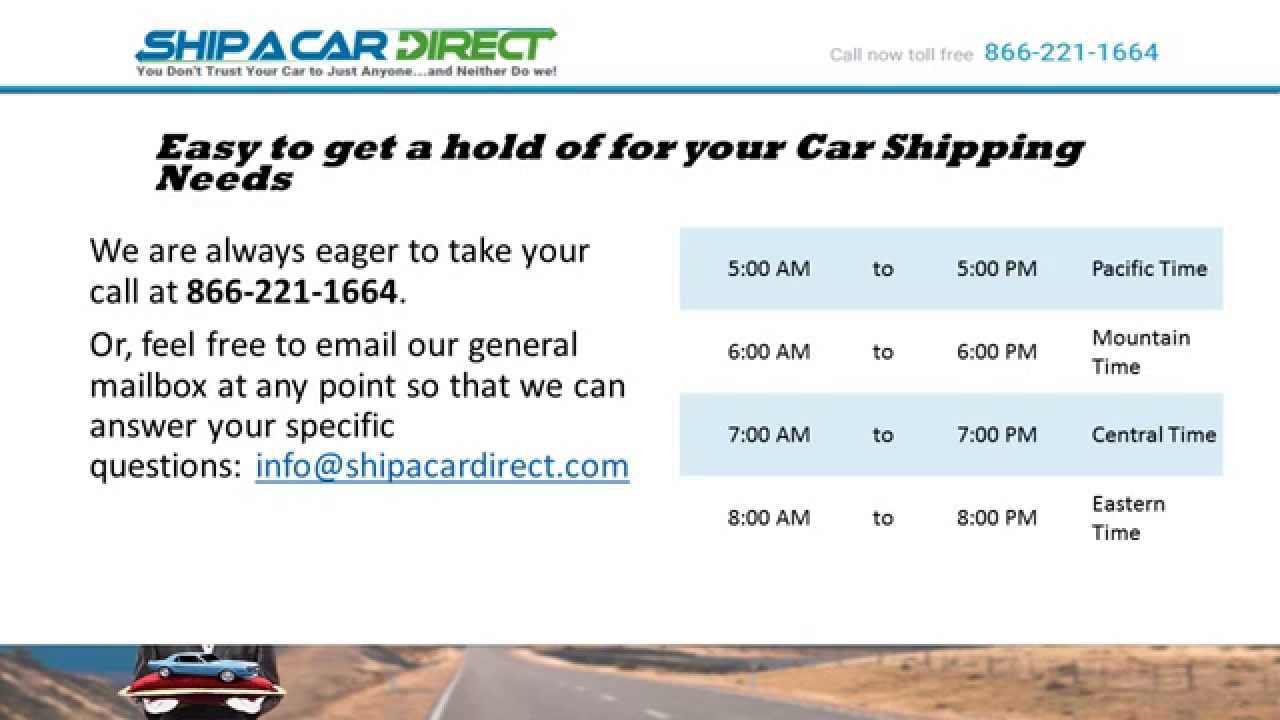 Vehicle Shipping Quotes Enchanting Car Shipping Rates Calculator  Get A Free Estimate  Youtube