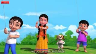 Gaali Pattam - Telugu Rhymes for Children thumbnail