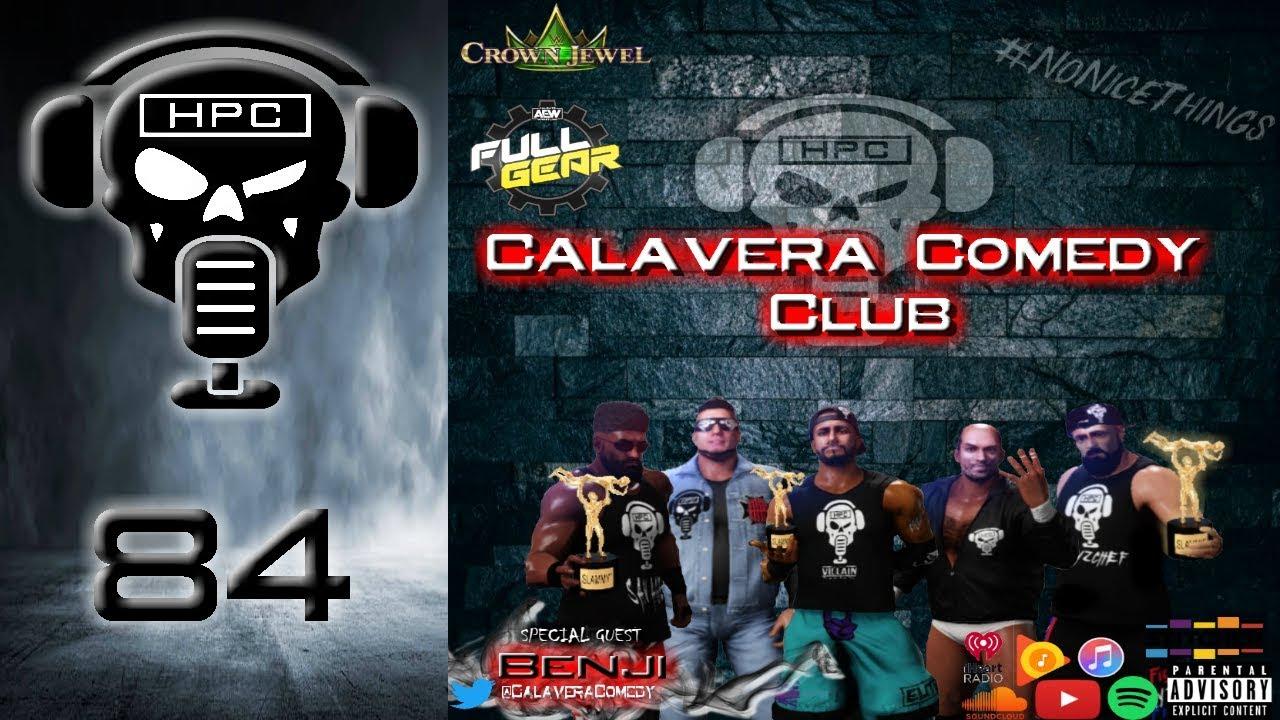 Calavera Comedy Club (episode 84)