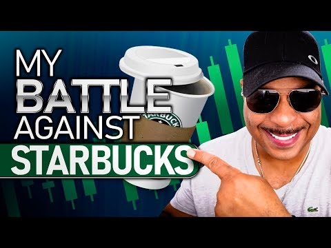 My Battle with Starbucks (SBUX) Look Who Wins!