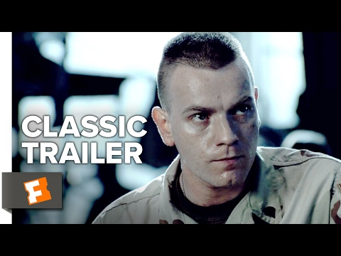 Black Hawk Down (2001) Official Trailer 1 - Ewan McGregor Movie