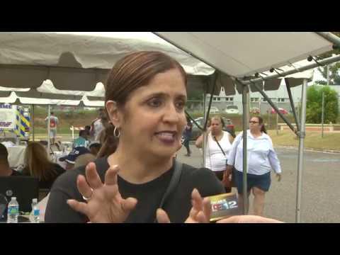 Celebran clínica de salud para concientizar sobre el cáncer de mama