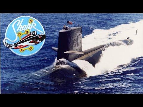 USS SHARK SSN-591: Refit Log 2016-08-23 (1:48 BeBoer