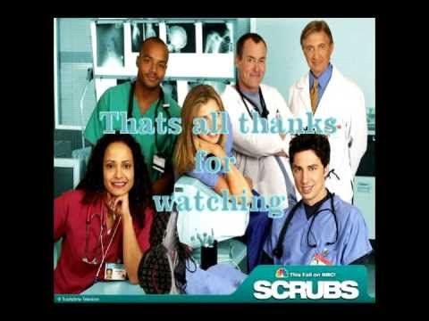 My top 5 Scrubs Songs