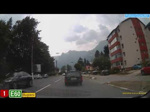 Romania : DN1/E60 - Predeal (BV) - Comarnic (PH)