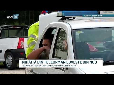 MIHAITA DIN TELEORMAN LOVESTE DIN NOU