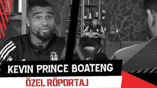 Kevin-Prince Boateng Özel Röportaj - Beşiktaş JK