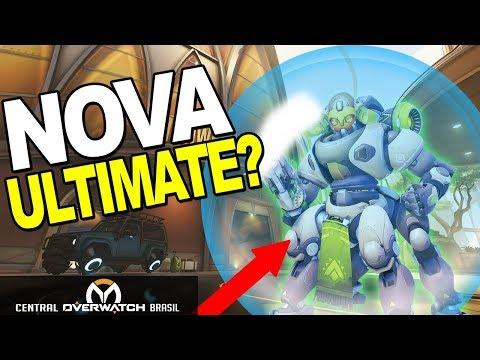 OVERWATCH   BOLHA MÓVEL NOVA ULTIMATE PRA ORISA? (REWORK)   Central Overwatch Brasil