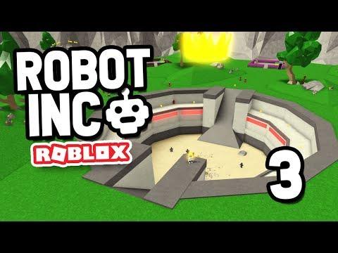 THE DEATH PIT - Roblox Robot Inc #3