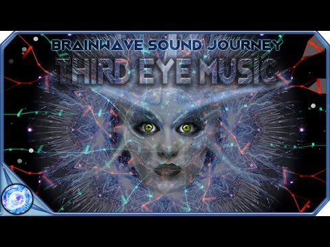 VERY POWERFUL 20 MIN THIRD EYE OPEN MUSIC | Instant Third Eye Stimulation | Third Eye Binaural Beats