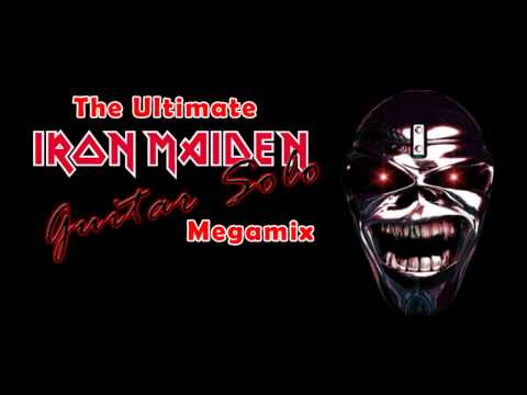 The Ultimate Iron Maiden Guitar Solo Megamix (Five-hour Compilation)